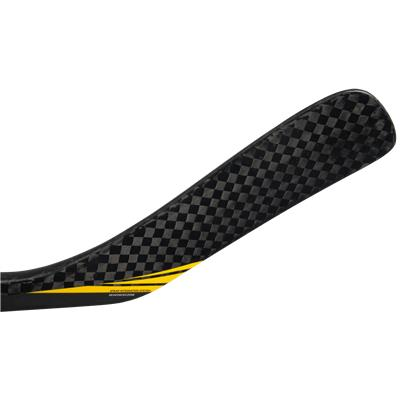 Forehand Blade Detail (Sher-Wood Nexon N10 Composite Stick)