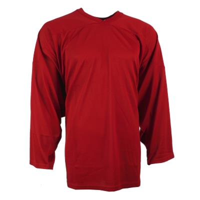 Red (CCM 10100 Practice Jersey)
