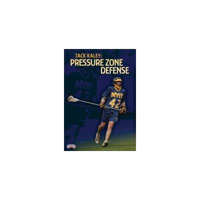 Pressure Zone Defense (Jack Kaley: Pressure Zone)