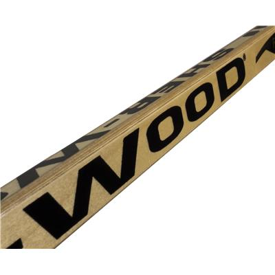 The Classic Name In Wood Sticks (Sher-Wood 5030 Wood Stick - '13 Model)