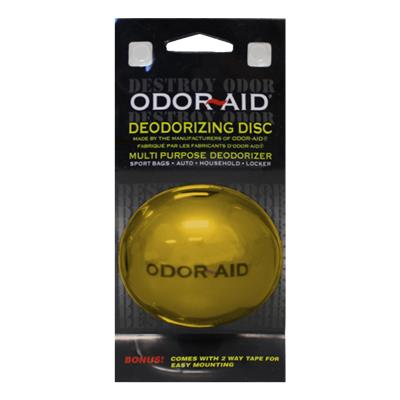 Gold (Odor Aid Deodorizing Disc)