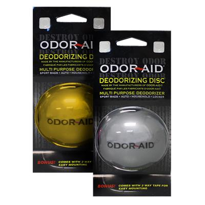 Assorted Colors (Odor Aid Deodorizing Disc)