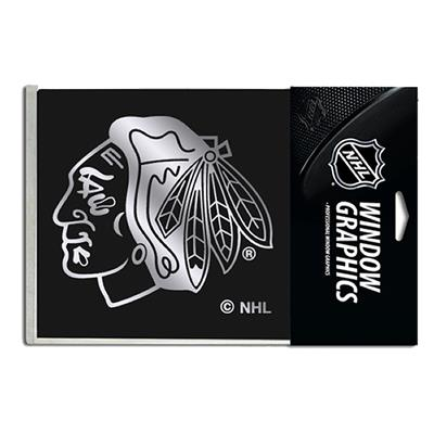 Chicago Blackhawks (NHL Team Pro Window Graphic)