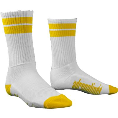 White/Yellow (Adrenaline J Train Socks)