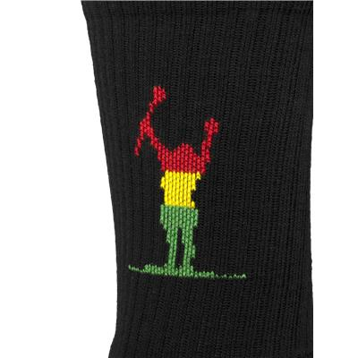 LAX Is In Your DNA (Adrenaline Rasta Socks)