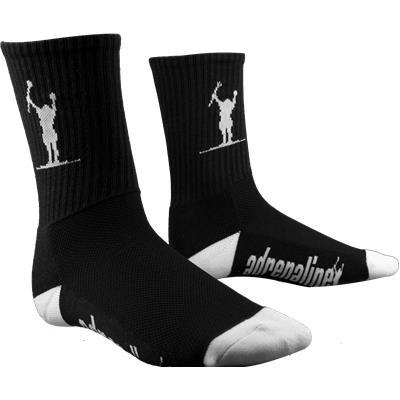 Black/White (Adrenaline Carlsons Socks)