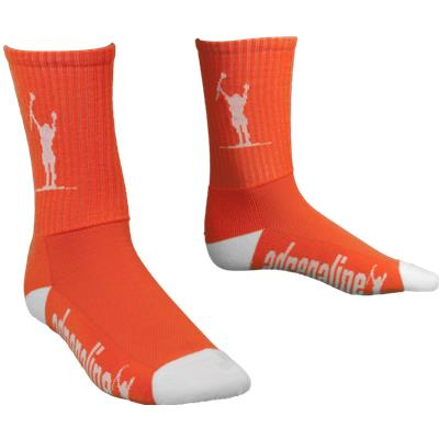 Orange/White (Adrenaline Carlsons Socks)