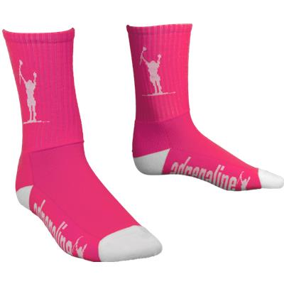 Pink/White (Adrenaline Carlsons Socks)