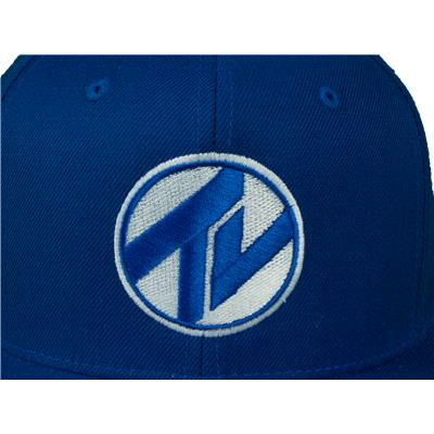 Total Lacrosse Logo (Total Lacrosse Retro Snapback Hat - Adult)