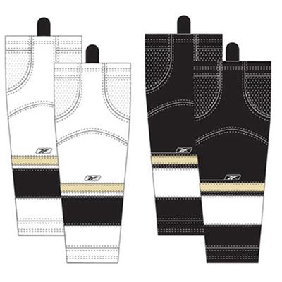 Intermediate (Reebok Pittsburgh Penguins Edge SX100 Hockey Socks)