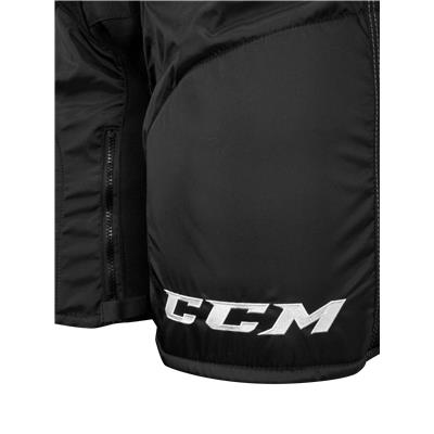 Embroidered CCM Logo (CCM U+12 Player Pants)