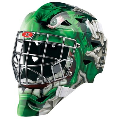 Itech Profile 1400 Marvel Heroes Goalie Masks Junior Pure Hockey