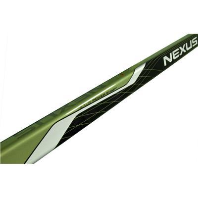 Mid Kick Flex Profile For Better Feel (Bauer Nexus 400 Composite Stick)