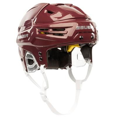 Maroon (Bauer RE-AKT Hockey Helmet)