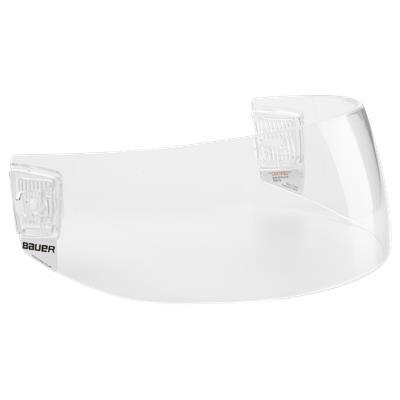 Clear (Bauer HDO Pro-Clip Straight Half Shield)