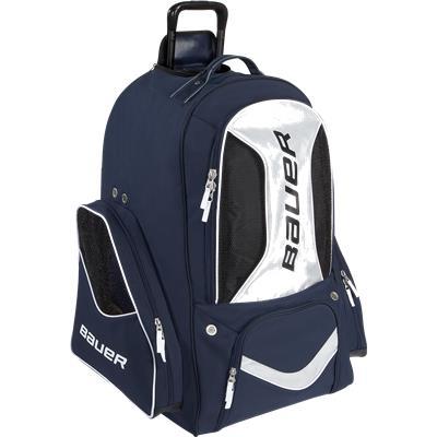 Bauer Premium Backpack Wheel Bag Senior