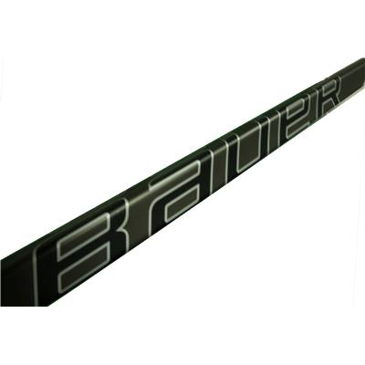 Mid Flex Profile For Better Feel (Bauer Nexus 600 GripTac Composite Stick)