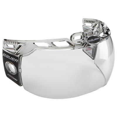 Clear (Bauer HDO Deluxe Half Shield)