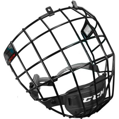 Black (CCM 580 Facemask)