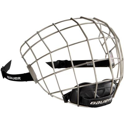 One Size (Bauer Re-AKT Titanium Facemask)