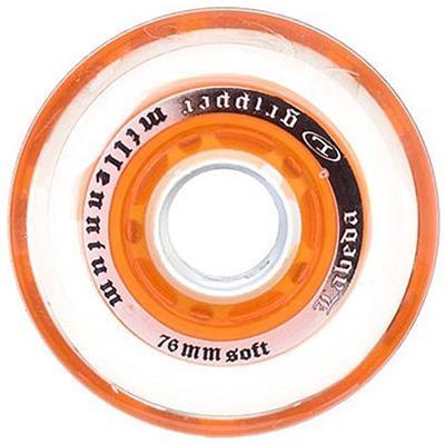 Orange (Labeda Gripper Millennium Inline Wheels)