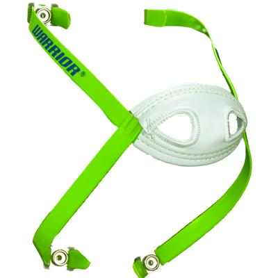 Neon Green/Royal (Warrior HEADstrong Chin Strap)