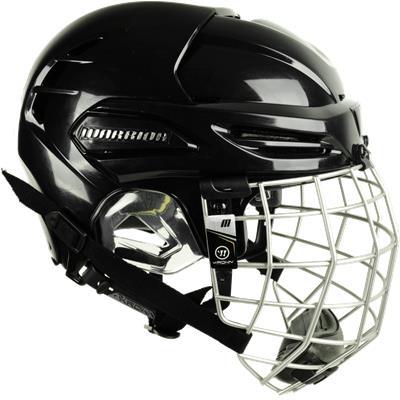 Profile View (Warrior Krown 360 Helmet Combo)
