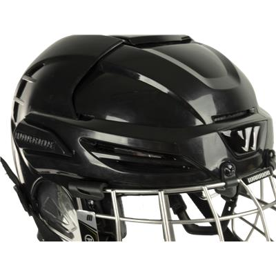 Vents To Keep Head Cool (Warrior Krown 360 Helmet Combo)