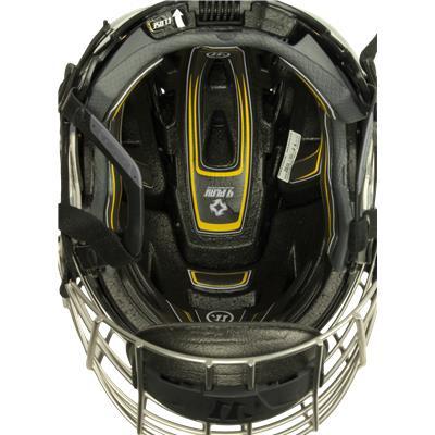 4 Play Adjustment System (Warrior Krown 360 Helmet Combo)