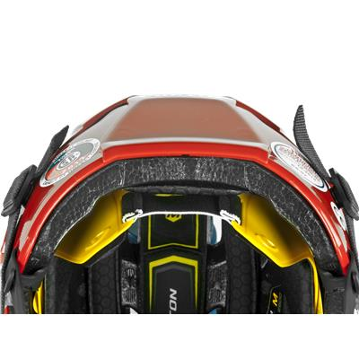 EPP Foam Liner Comforts and Protects Your Head (Easton E600 Helmet Combo)