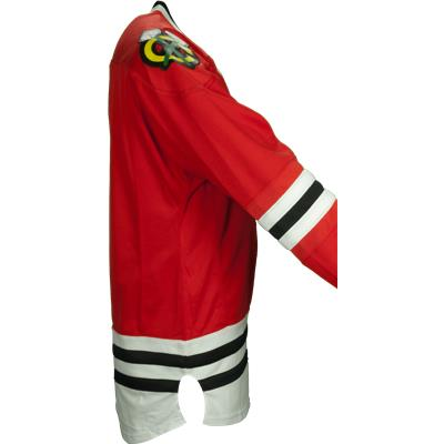 Side View (Reebok Chicago Blackhawks Premier Jersey)