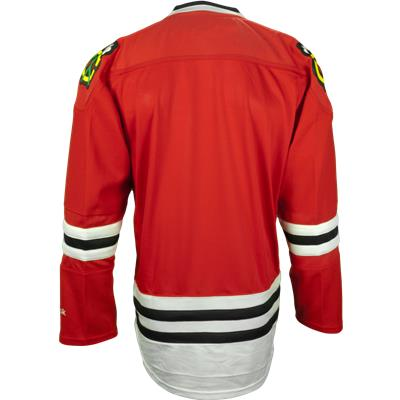 Back View (Reebok Chicago Blackhawks Premier Jersey)