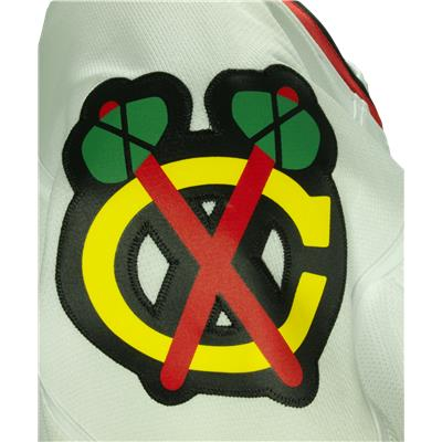 Shoulder Patch (Reebok Chicago Blackhawks Premier Jersey)