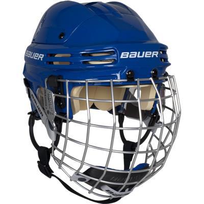 (Bauer 4500 Hockey Helmet Combo)