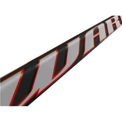 Middle Shaft View (Warrior Widow Composite Stick)