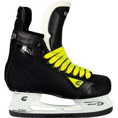 Side View (Graf Supra 535S Ice Hockey Skates)