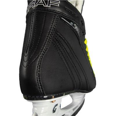 Back Close Up (Graf Supra 535S Ice Hockey Skates)