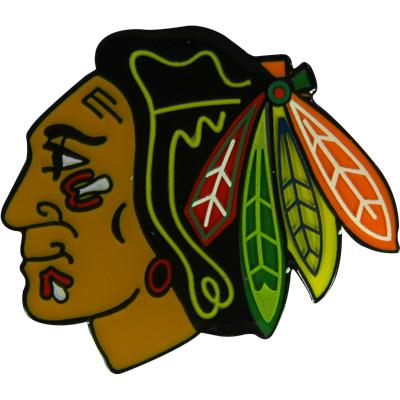 Chicago Blackhawks (NHL Team Logo Lapel Pin)