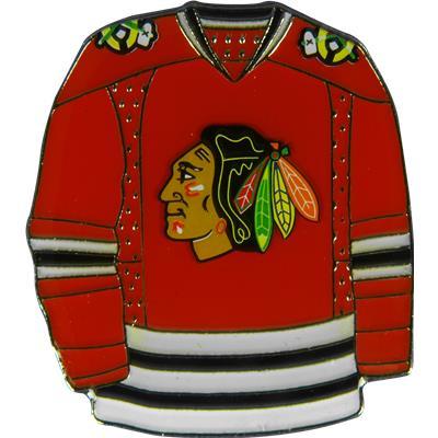 Chicago Blackhawks (NHL Team Jersey Pin)
