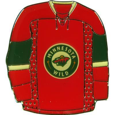 Minnesota Wild (NHL Team Jersey Pin)