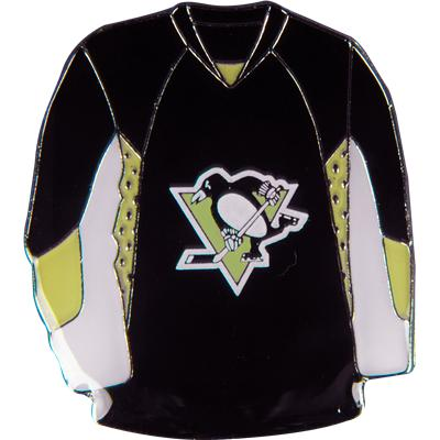 Pittsburgh Penguins (NHL Team Jersey Pin)