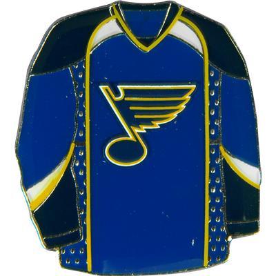 St. Louis Blues (NHL Team Jersey Pin)