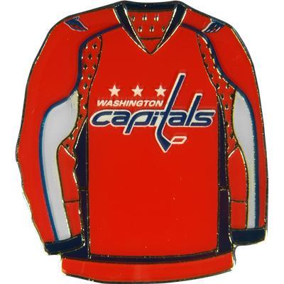 Washington Capitals (NHL Team Jersey Pin)