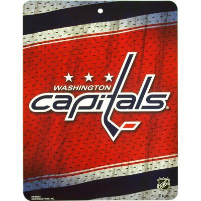Washington Capitals (NHL Team Plastic Wall Sign)
