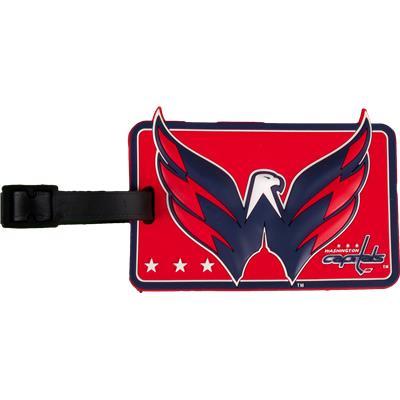 Washington Capitals (NHL Team Luggage Tag)