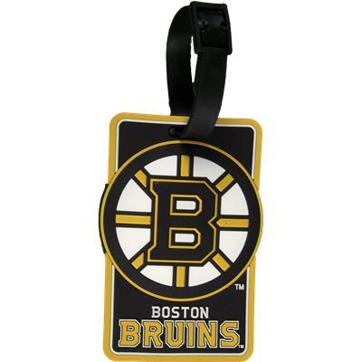 Boston Bruins (NHL Team Luggage Tag)