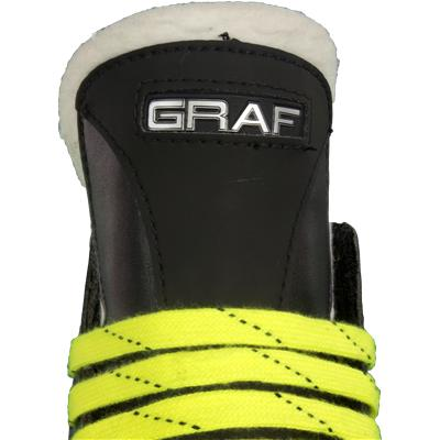 Tongue Outside (Graf Supra G4500 Goalie Skates)