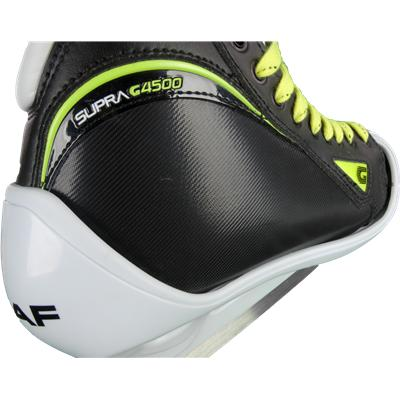 Back View (Graf Supra G4500 Goalie Skates)