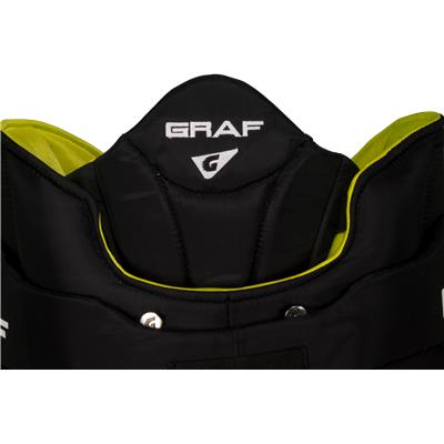 Features A Floating Spine Guard (Graf Supra G45 Player Pants)