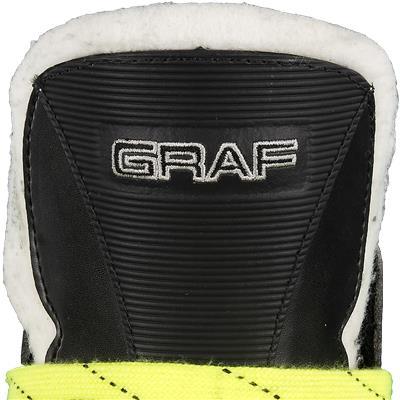 Tongue Outside (Graf Supra G5500 Goalie Skates)